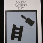 Father's Day Painting   ©Belinda Fox 2010